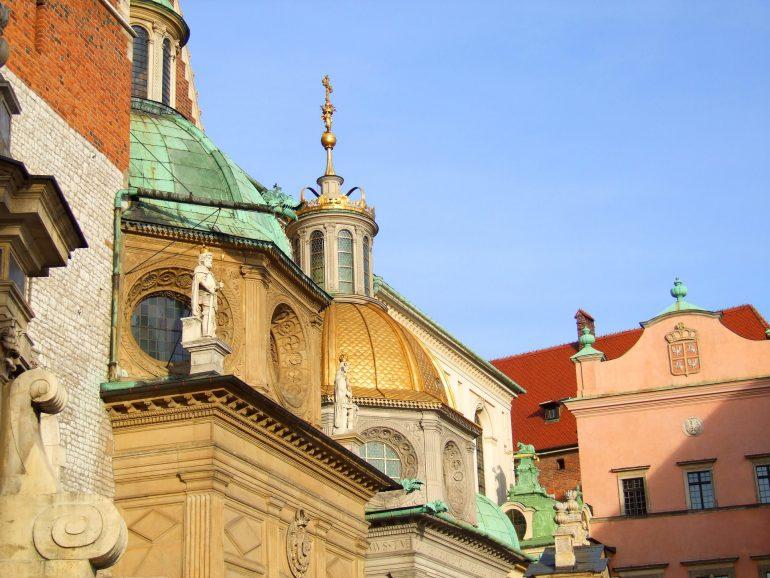 Krakau Wawel, Bild von Dimitris Vetsikas auf Pixabay