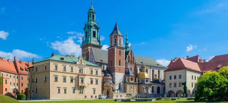 Krakau - Wawel, www.pixabay.com, Reise für Chöre, Gruppenreise Polen, Arche Noah Reisen