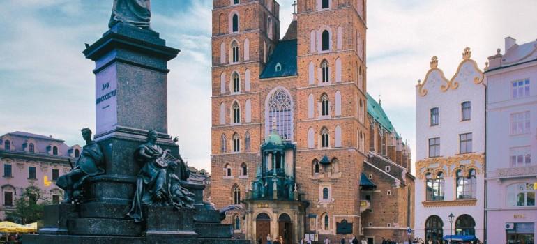 Kraukau Marienkirche, Arche Noah Reisen, Organisation Gruppenreisen
