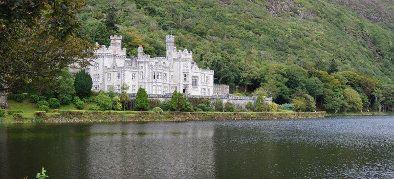 Kylemore Abtei, Connemara, www.pixabay.com