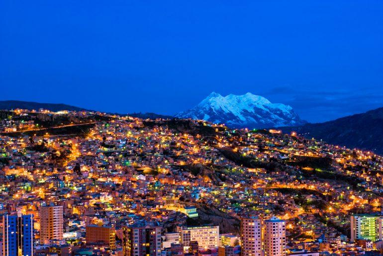 La Paz, Bolivien - Shutterstock