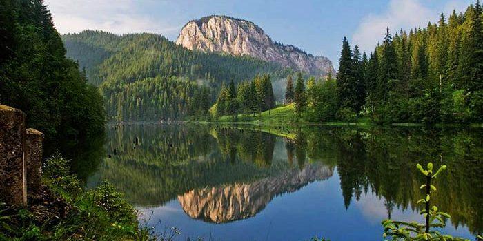 Rumänien: Lacul Rosu, Karpaten Turism, Gruppenreise komplett organisiert, Studienreisen Rumänien, Arche Noah Reisen