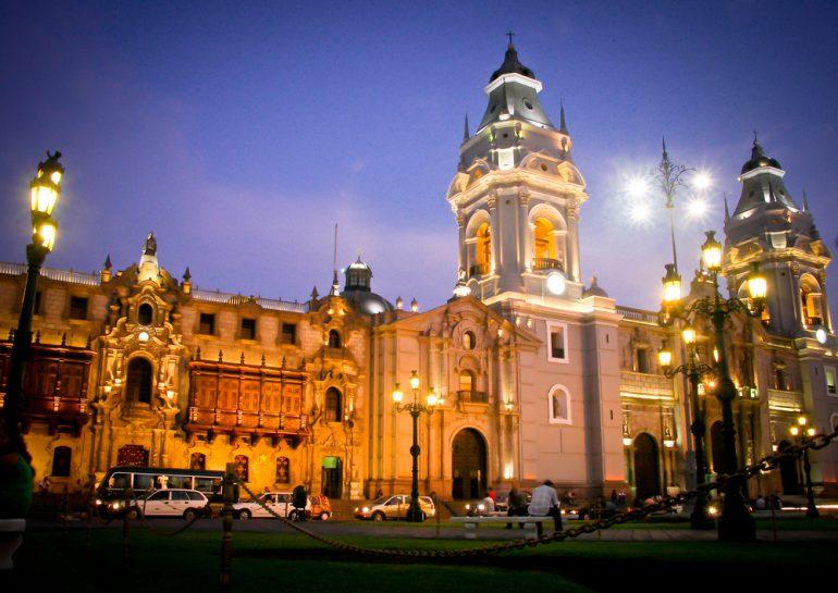 Lima, Peru - Shutterstock