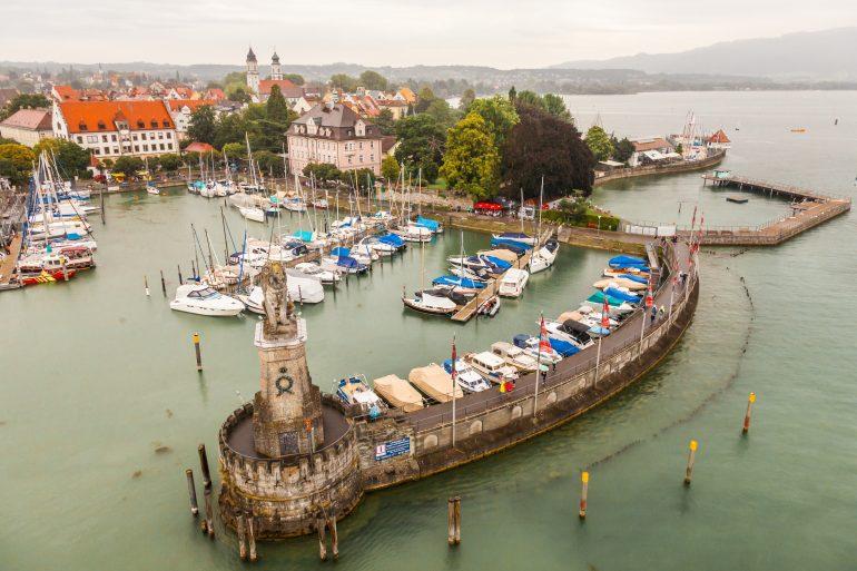 Lindau, www.pixabay.com, Gruppenreisen Deutschland, Busreise ab Bonn, Arche Noah Reisen