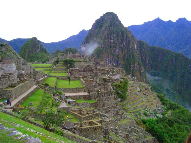 Machu Picchu 2 - Peru - Foto: Katharina Reichert