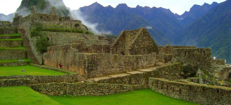 Machu Picchu Detail, Peru - Foto: Katharina Reichert