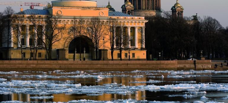 Marineamt in St. Petersburg, Kulturreise Sankt Petersburg, Arche Noah Reisen