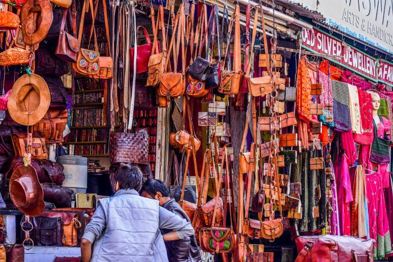 Markt in Udaipur, Bild von Suket Dedhia auf Pixabay, Gruppenreise Indien, Arche Noah Reisen