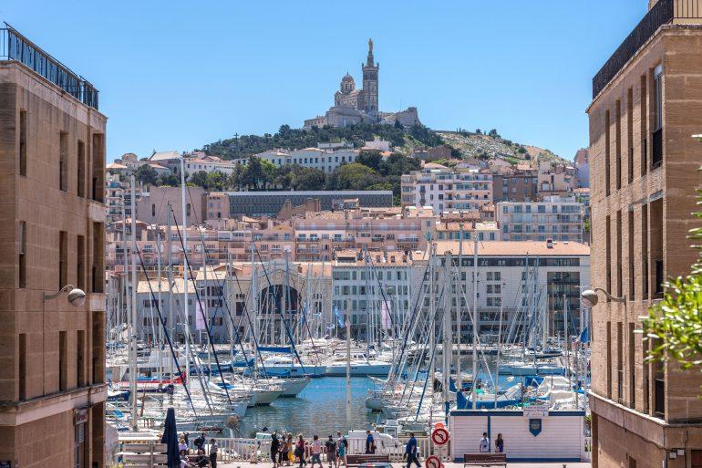 Marseille, Atout France, Robert Palomba