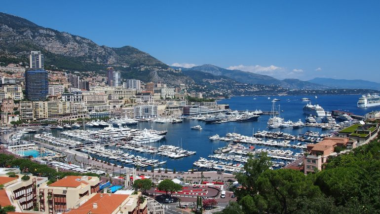 Monaco, Image by MARIE SCHNEIDER from Pixabay.com