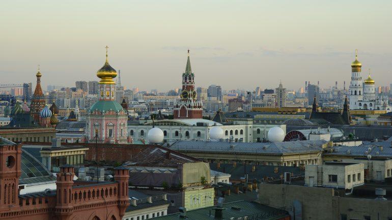 Moskau_Stadtzentrum_Arche Noah Reisen