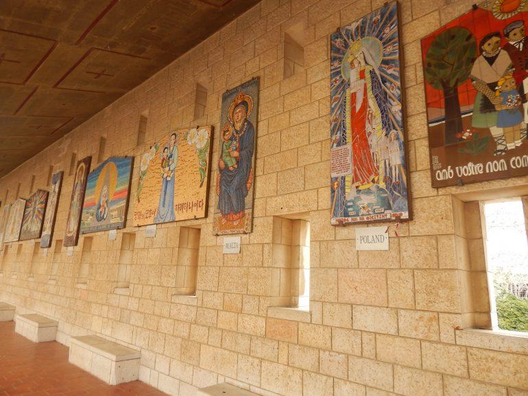 Gruppenreise Israel, Nazareth, Foto Michelle Fischer