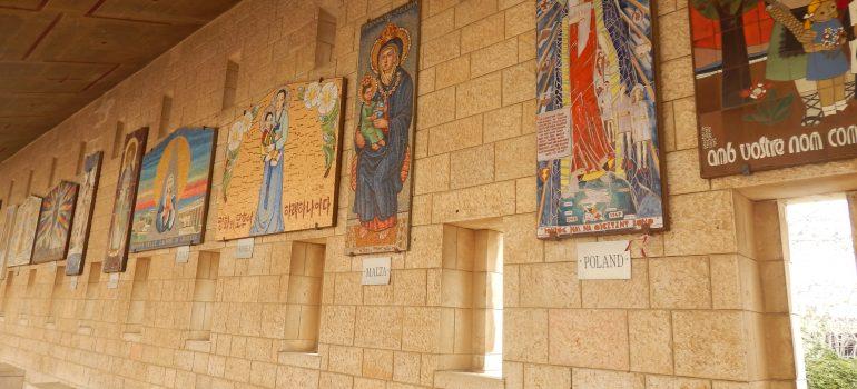 Nazareth, Pilgerreise, Pilgern in Gruppe, Arche Noah Reisen Trier