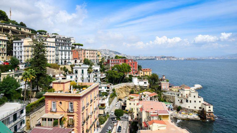 Neapel, www.pixabay.com, Kulturreise Italien, Gruppenreise Amalfiküste, Arche Noah Reisen