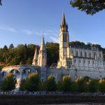 Lourdes - Obere Basilika, Foto Daniela Welter, Arche Noah Reisen