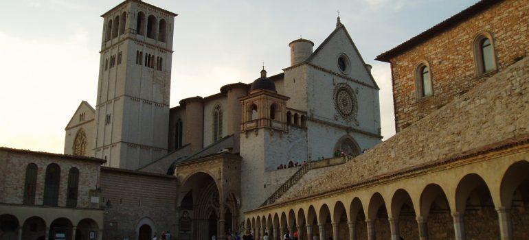 Assisi, Organisation Pilgerreisen, Pilgern Italien, Arche Noah Reisen