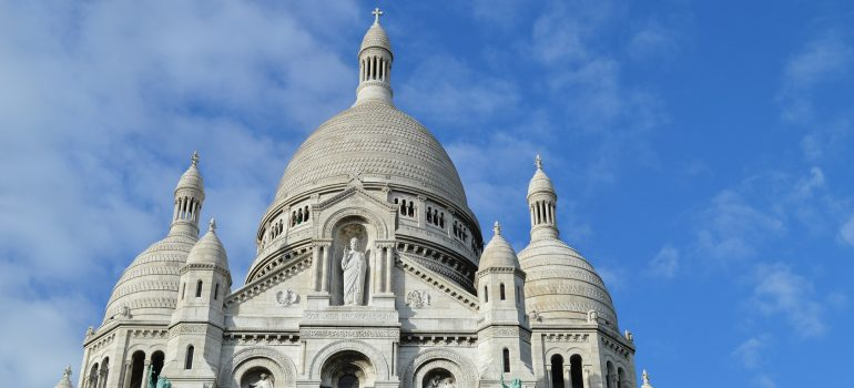 Paris, Sacré-Coeur, www.pixabay.com, Gruppenreise Frankreich, Arche Noah Reisen