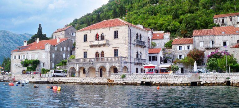 Perast, past & present journeys, Gruppenreisen Montenegro, Reisen in kleiner Gruppe