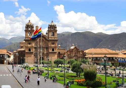 Peru Cusco - Foto Katharina Reichert