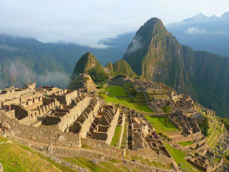 Peru, Machu-Picchu, www.pixabay.com