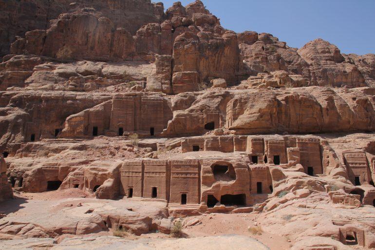 Petra, La Beduina Tours, Felsenstadt Petra, Reise Israel und Jordanien, Organisierte Reise nach Israel