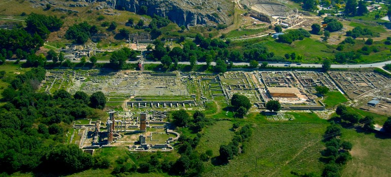 Philippi - Region Kavala, Reiseveranstalter Gruppenreisen, Arche Noah Reisen