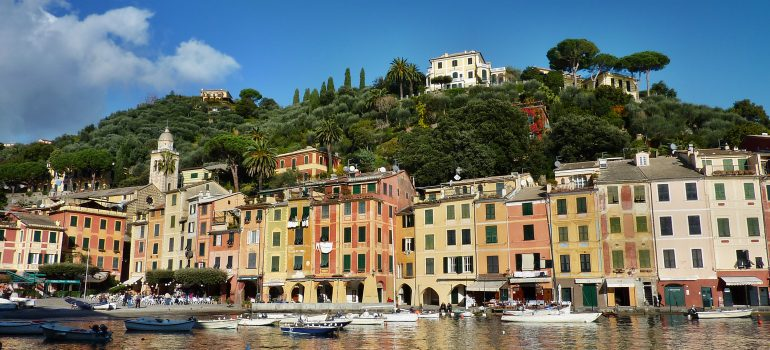 Italiaplus Travel & Events, Portofino, Programmvorschlag Gruppenreise Italien, Arche Noah Reisen