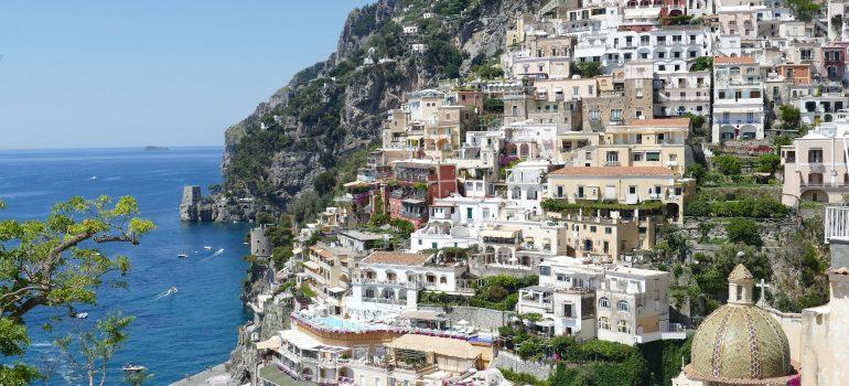 Positano, www.pixabay.com, Kulturreise Golf von Neapel, Gruppenreise mit allem drin, Arche Noah Reisen