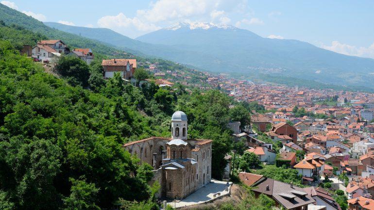 Prizren, Bild von Mesut Toker auf Pixabay, Gruppenreise Kosovo, Arche Noah Reisen