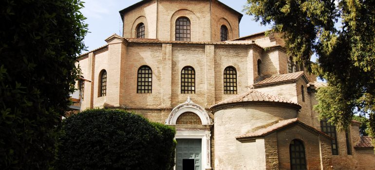 Ravenna San Vitale, www.italiafoto.de