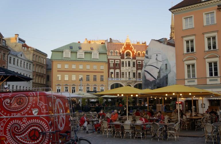 Riga - Foto: Thomas Linnartz