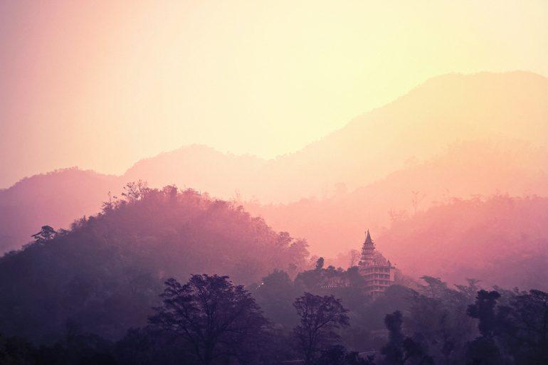 Rishikesh, www.pixabay.com, Yoga in Indien, Gruppenreise Himalaya, Aktive Reise, Arche Noah Reisen