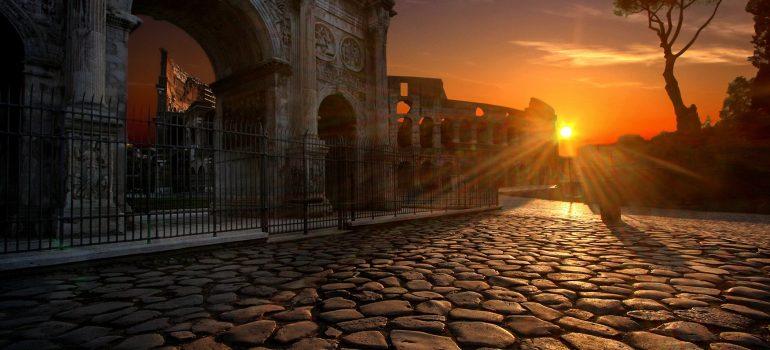 Rom, Constantinbogen_Julius Silver auf Pixabay