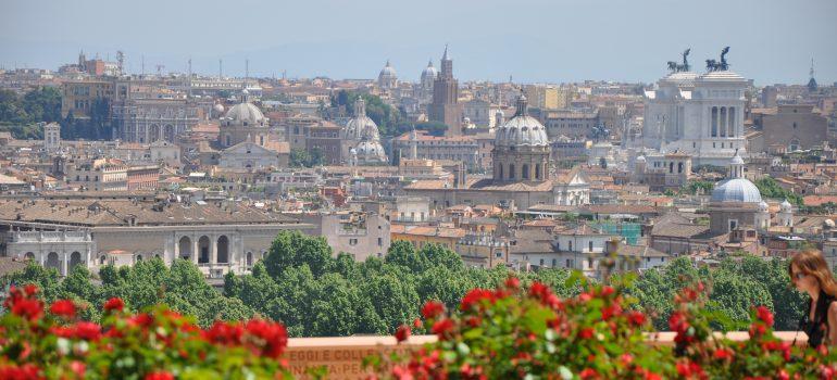 Rom, Gruppenreise Rom, Organisierte Reise Rom Assisi, Arche Noah Reisen