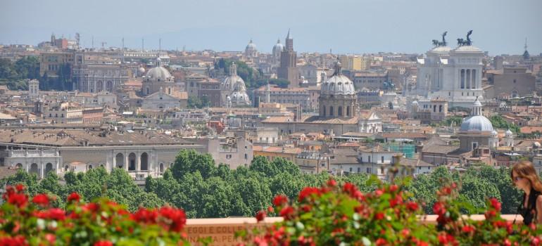 Rom im Mai, Gemeindereise Rom, Chorreise Rom, Pilgerreiseveranstalter, Arche Noah Reisen