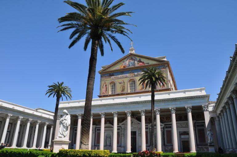 Rom, St. Paul vor den Mauern