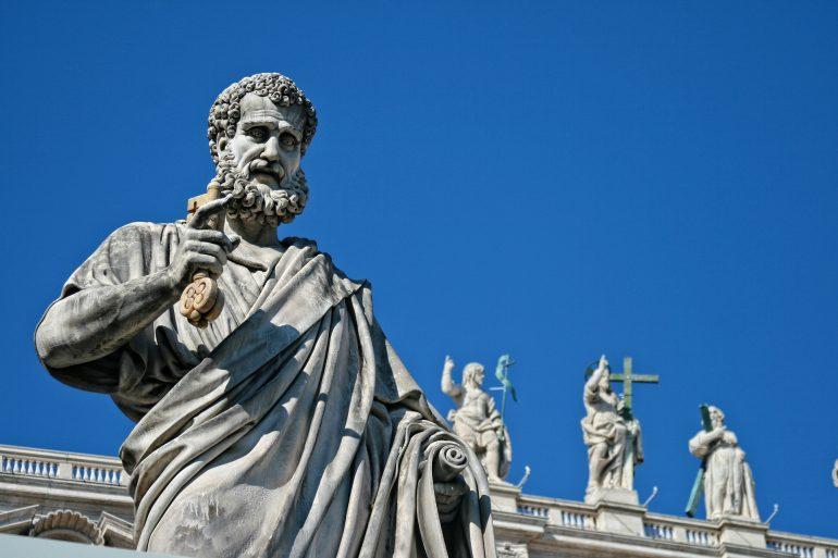 Rom, Vatikan_Dominique Devroye auf Pixabay