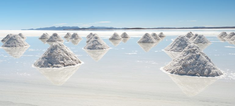 Salar de Uyuni 1 - Bolivien - Shutterstock