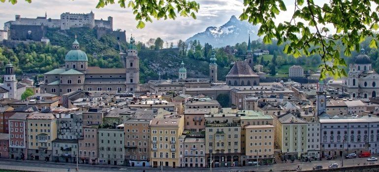 Salzburg, www.pixabay.com, Organisierte Pilgerreise, Pilgern und Besichtigungen, Reise mit Gottesdiensten