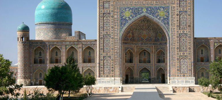 Studienreise Usbekistan: Samarkand, Orient Voyages, Eigene Gruppenreise Risiko, Reise Usbekistan, Arche Noah Reisen