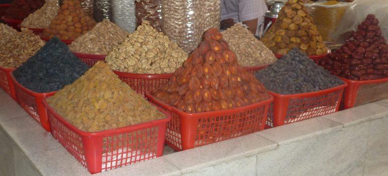 Studienreise Usbekistan: Samarkand, Bazar, Orient Voyages, Rundreise Usbekistan, Arche Noah Reisen