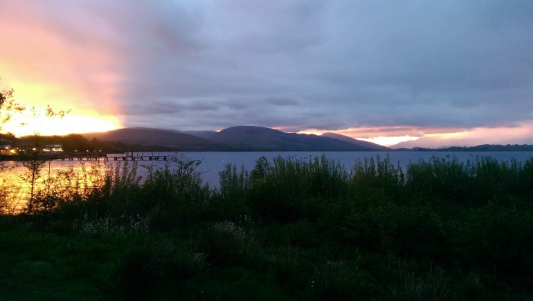Schottland, Loch Lomond, www.pixabay.com