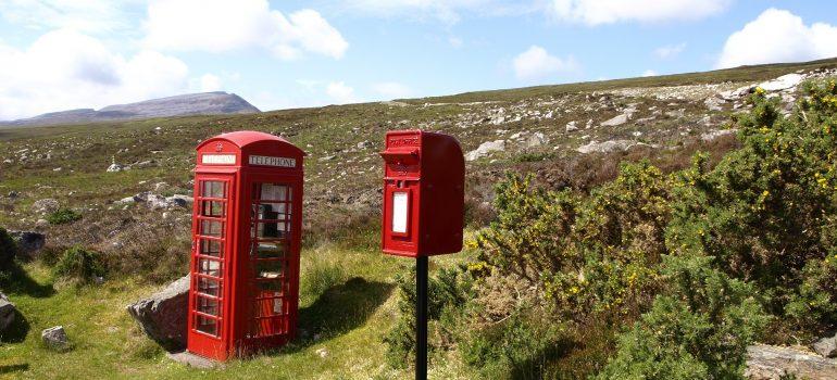 Schottland, typische Telefonzelle, www.pixabay.com, Arche Noah Reisen