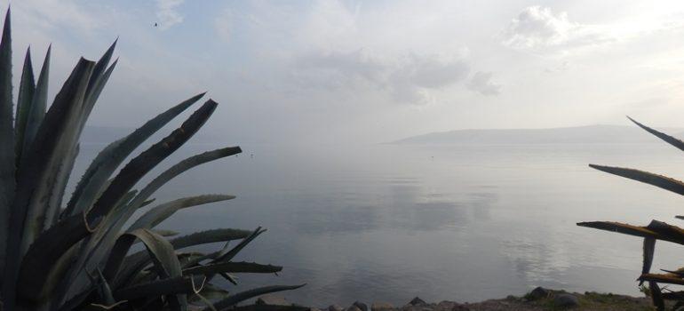 Pilgerreise Israel: See Genezareth