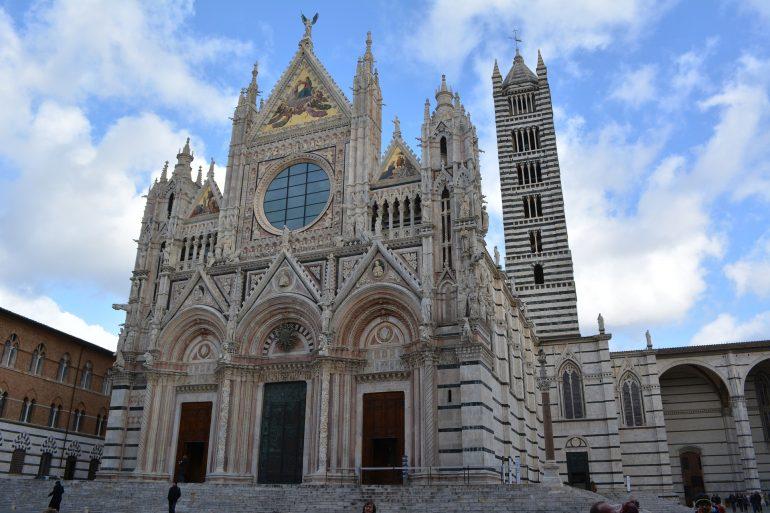 Dom von Siena, Image by Flavio Botana from Pixabay, Pilgerreise Toskana, Arche Noah Reisen
