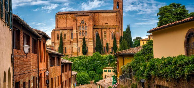 Siena, www.pixabay.com, Pilgerfahrt Italien, Paulinus Leserreise