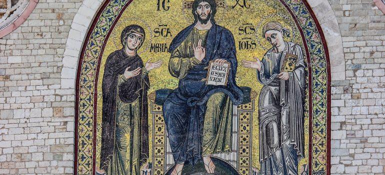 Spoleto, Mosaik, Bild von sebastiano iervolino auf Pixabay