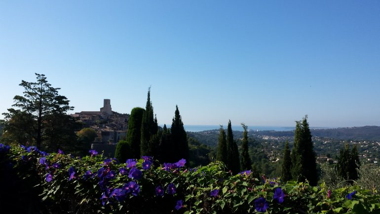 St. Paul de Vence, Image by Adriana Knop from Pixabay
