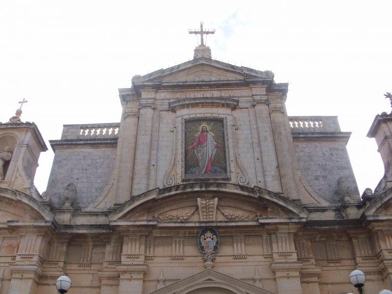 St. Pauls Church Mdina, Pilgern Malta