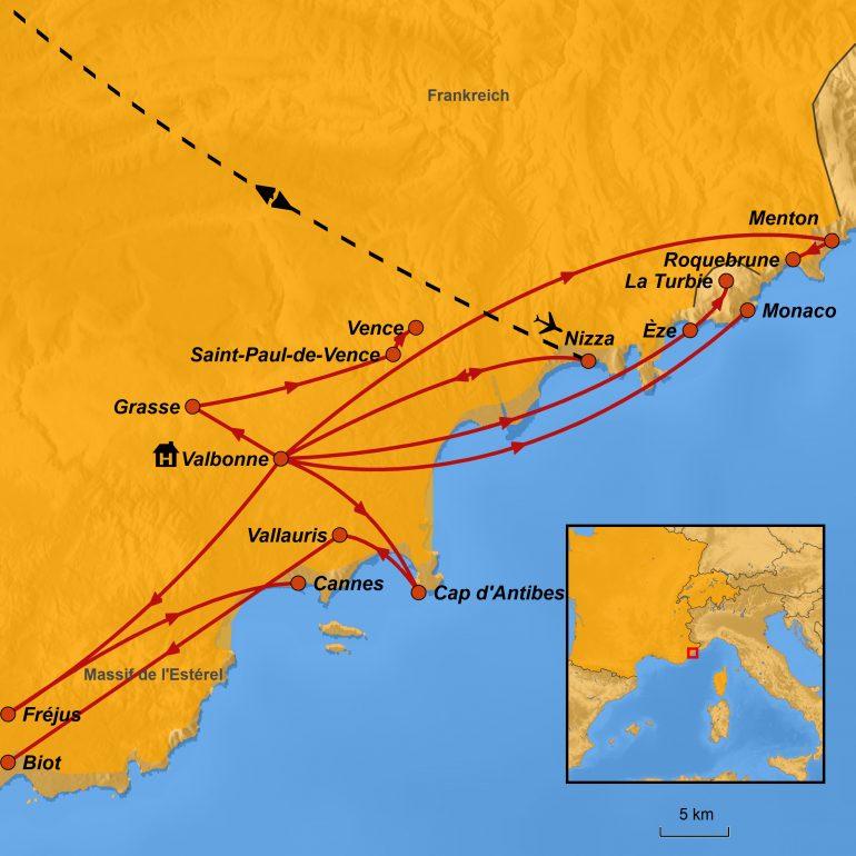 StepMap-Karte-Cote-d-Azur